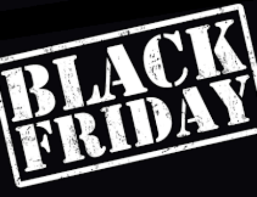 Pronti per il BLACK FRIDAY??